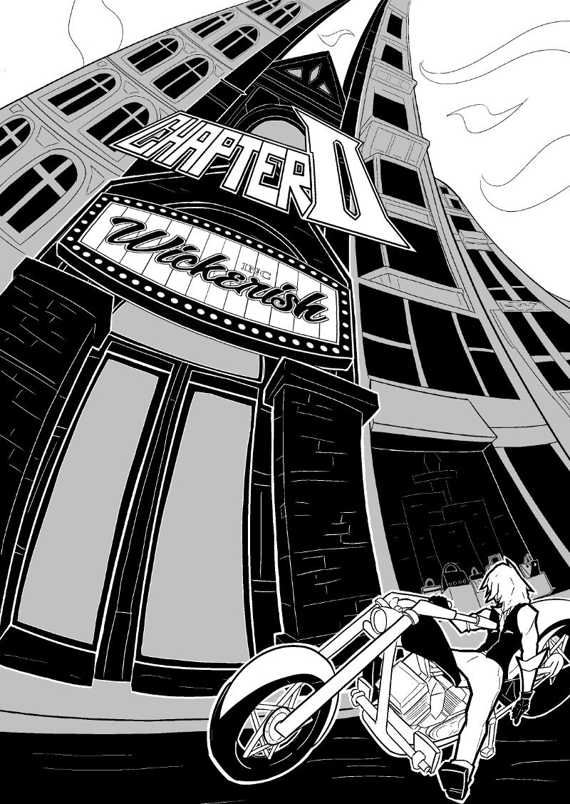 Chapter II: Wickerish INC